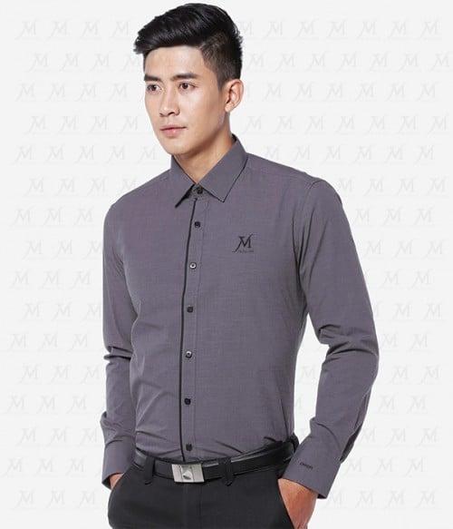 Long sleeved shirt S40 - Shirt
