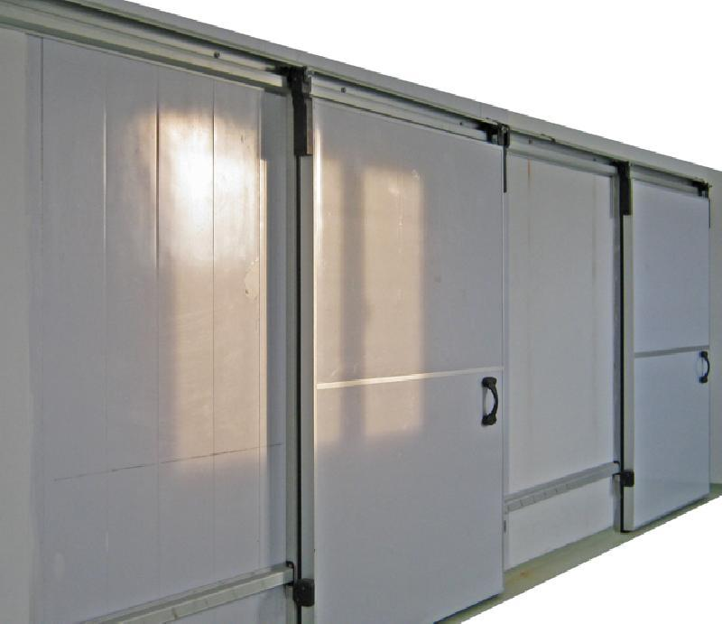 Instalation of Cold Room Doors - Instalation services