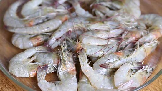 Shrimp - PV (Pulled Vein) -