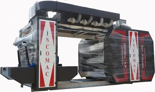 Heavy Duty Flexo Printing Machine   (SYNOPE Series)