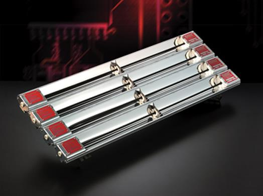 Infrared panels thermoregulated - infrared-heaters