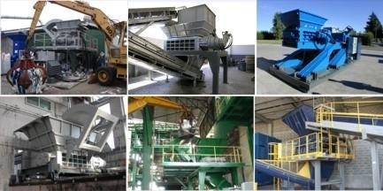 Impianti e soluzioni di triturazione
