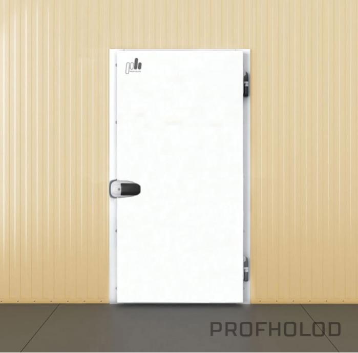 Hinged single leaf door - Refrigeration Doors