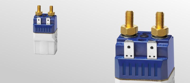 DC NO contactors - Contactors for traction batteries of industrial trucks