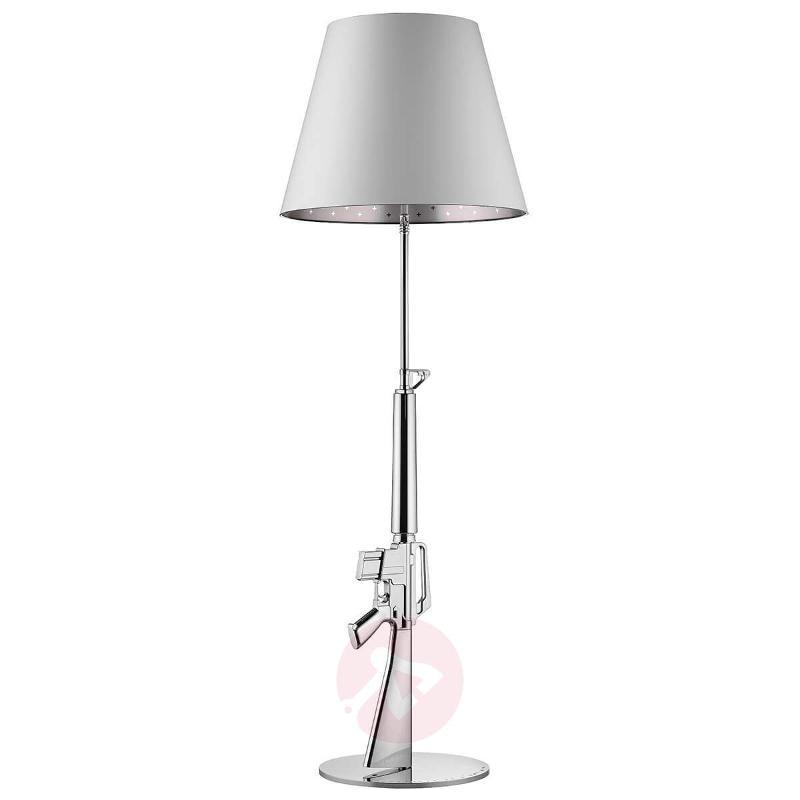Lounge Gun - Conspicuous Floor Lamp by FLOS - Floor Lamps