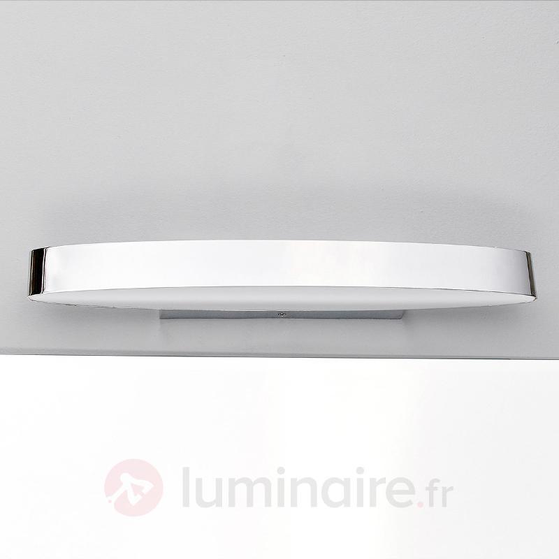 Applique pour miroir LED Yaren brillante - Appliques LED