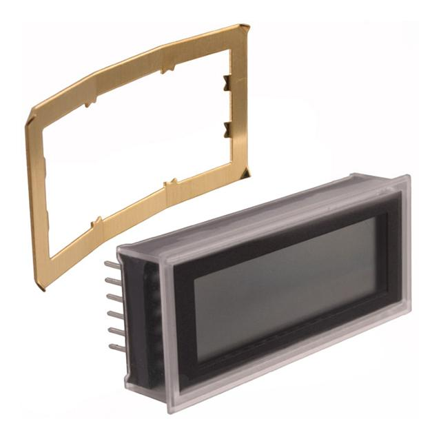 VOLTMETER 200MVDC/2VDC LCD PANEL - Murata Power Solutions Inc. DMS-40LCD-0/1-5-C