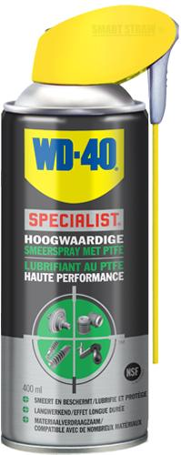 WD-40 SPECIALIST LUBRIFIANT AU PTFE HAUTE PERFORMANCE - null