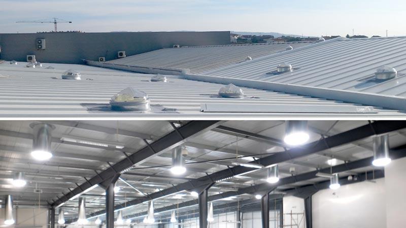 Tubo Solar - Iluminação sem custo de energia