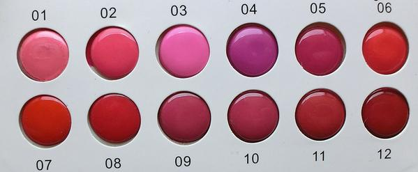 Cosmetics - High Pigment Matte color, Long Lasting, Water proof, flower smell Lipstick