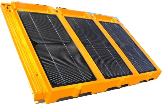Roof fotovoltaic giellenergy-tile