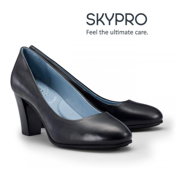 Sapatos de mulher para a aviação - NANCY BIRD II