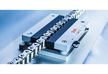 Chain Condition Monitoring: Kettenlängungsüberwachungssystem