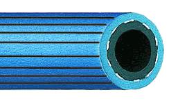 Gasschlauch - Saldaform ® blau ISO gerieft