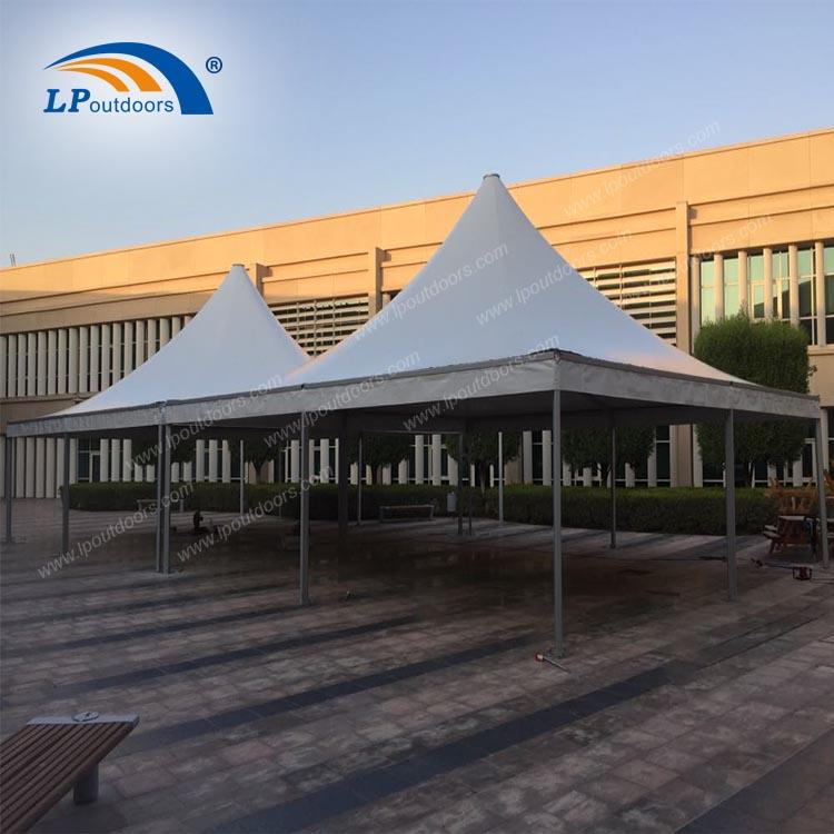Tienda de pagoda de lujo al aire libre de 10x10m - Tienda de fiesta de 10 metros de LP OUTDOORS