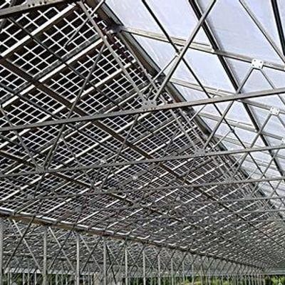 Invernaderos fotovoltaicos - Invernaderos fotovoltaicos simétricos