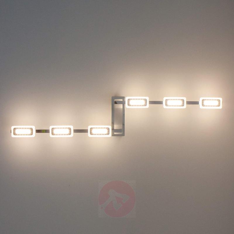 6-bulb Belena LED ceiling light - indoor-lighting
