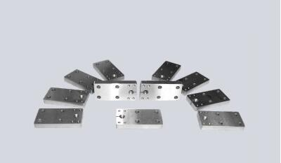 Molybdenum lock block