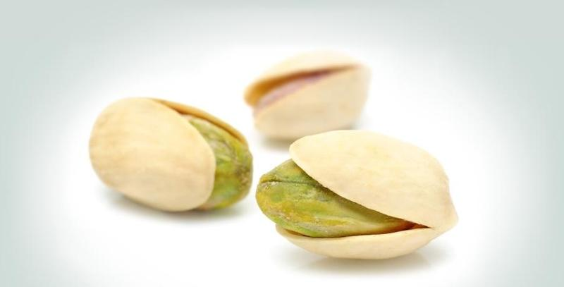 Nuts - Pistachio: Green and great in taste