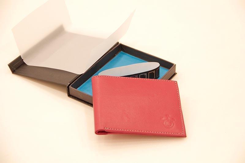 Slim wallets - Sheep skin slim wallets