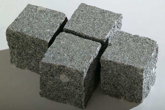 Dark Grey Cobbles - null