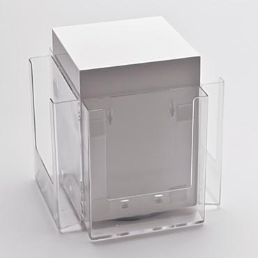 Standaard displays voor documenten - Taymar® gamma: brochurehouder: RS4160