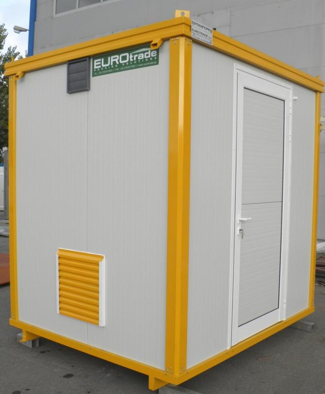 E/M LIGHT WEIGHT SHELTERS - null