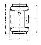 Distributor multifix-mini , Size 0, G 1/4, with 2... - Manifold multifix-mini