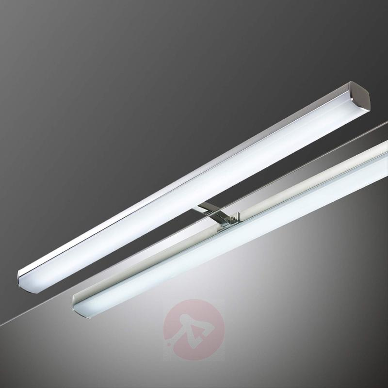 LED bathroom mirror light Ruth with remote control - indoor-lighting
