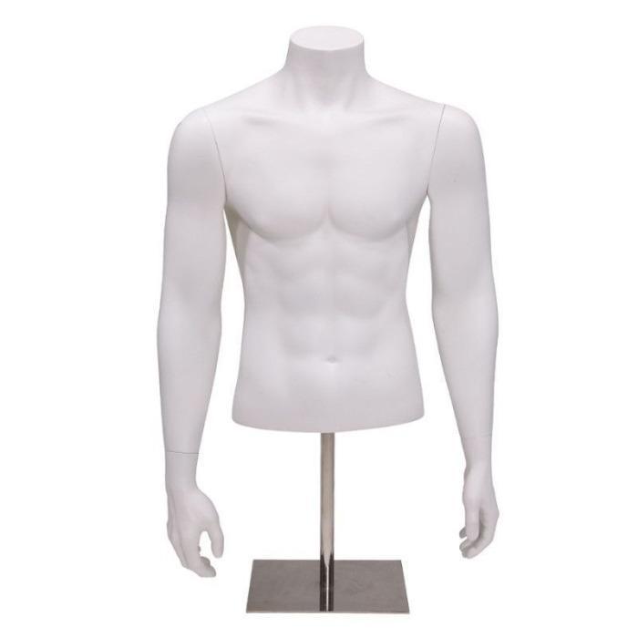 Buste Mannequin Homme - mannequin vitrine buste homme
