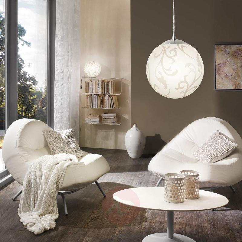 Rebecca Decorative Pendant Lamp 30 cm - Pendant Lighting