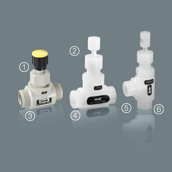 valves - Regulation Valves 5L