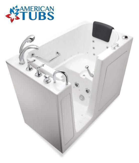 Walk-in Bath Tubs - Standard series - Model 2852