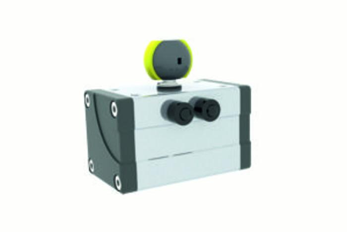 JAG10DA - Doppeltwirkend LUFT-LUFT - 12Nm ISO5211 F03 9mm