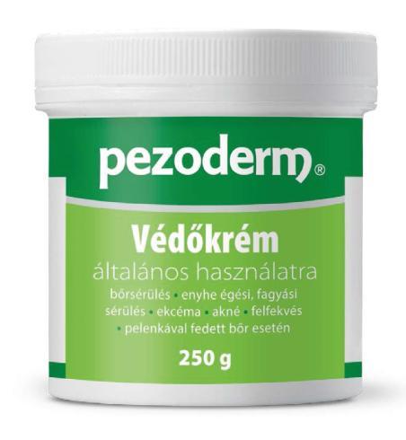 Healing & Protective cream - PEZODERM®