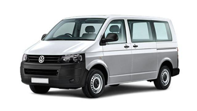 Volkswagen Transporter - 2000cc - 4 Autotüren