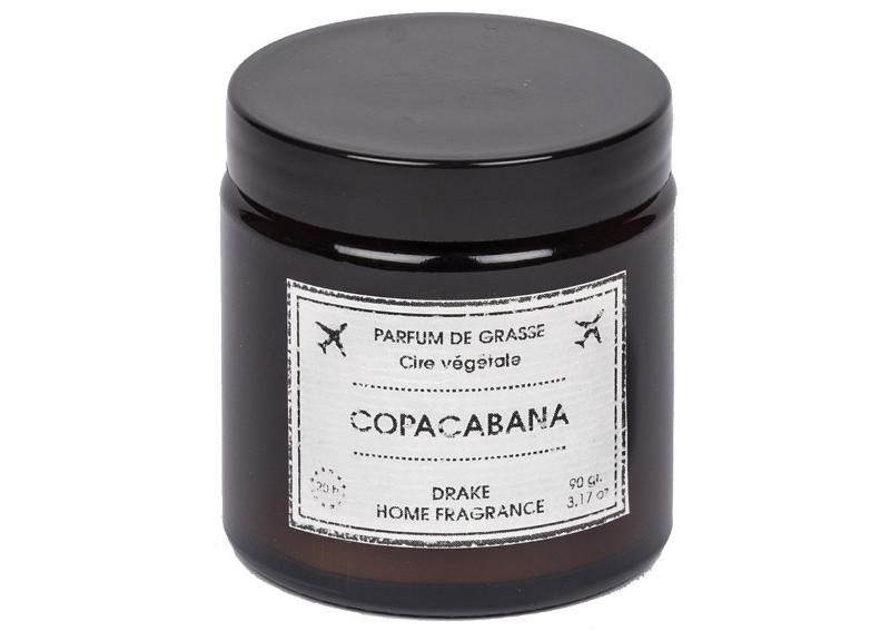 BOUGIE PARFUMÉE - COPA CABANA - Bougies Travel 100% végétales