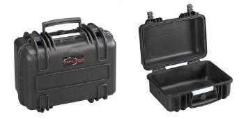Dustproof airtight crushproof Small cases – mod. 3317 BE - null