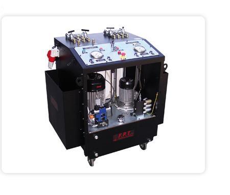Pompes électriques 700 bar - FPT-SP