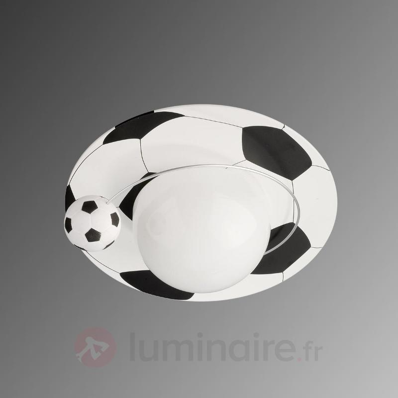 Plafonnier football Calco - Chambre d'enfant