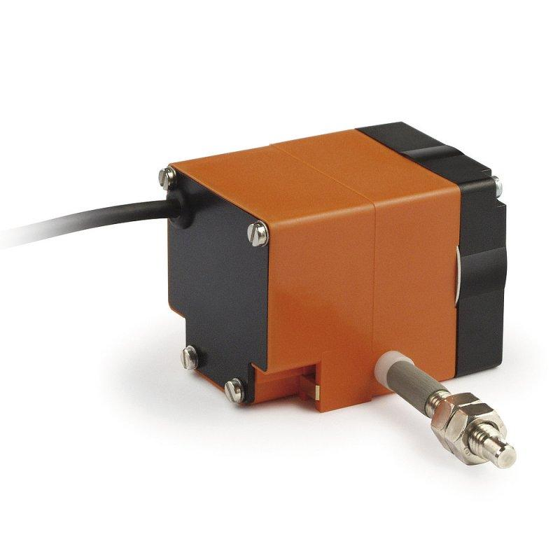 Wire-actuated encoder SG10 - Wire-actuated encoder SG10, Small design with 2000 mm measurement length