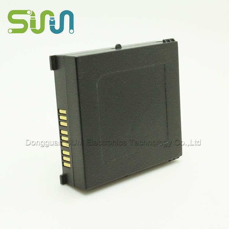 665056 Custom Rechargeable POS Battery With 2400MAh Lithium  - polymer lithium battery 3.7V