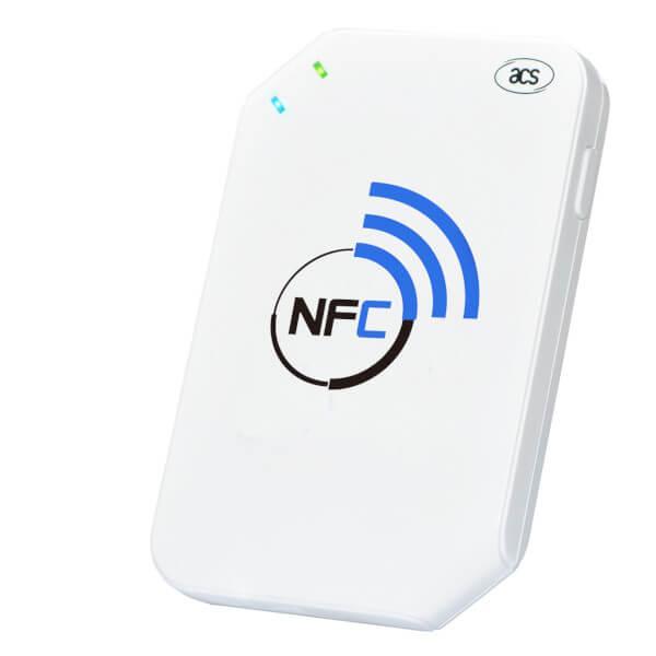 ACR1255U-J1 - Bluetooth NFC Reader/Writer