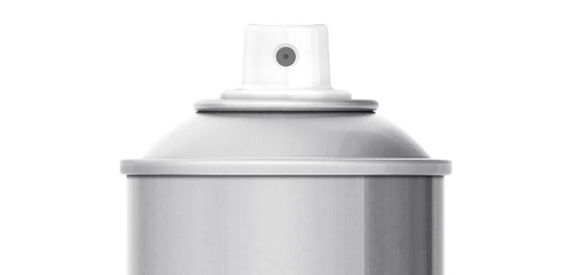 Aerosol Cans - Straight Wall Aerosol Cans
