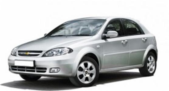RENT a Chevrolet Lacetti - All rental cars come with Air Condition and Radio CD