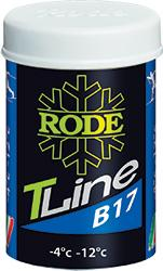 TLINE STICK B17 - Ski wax - Top Line