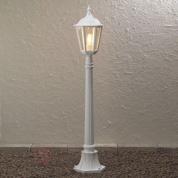 Borne lumineuse esthétique FIRENZE avec poteau - Toutes les bornes lumineuses