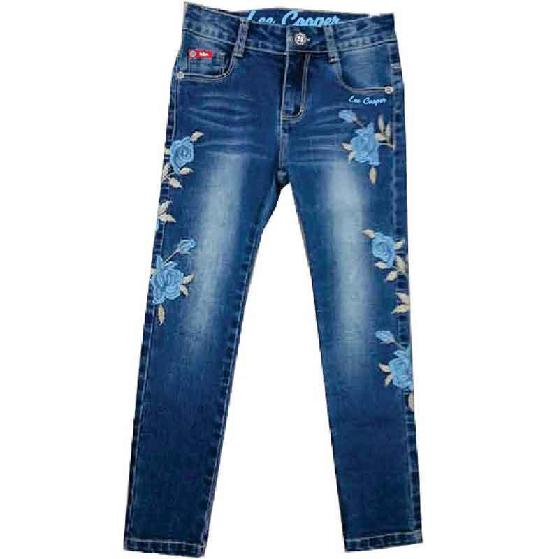 Wholesaler Jeans licenced Lee Cooper kids - Pants and Jeans