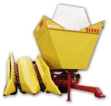 Forage Harvesters - Berko 1 rang