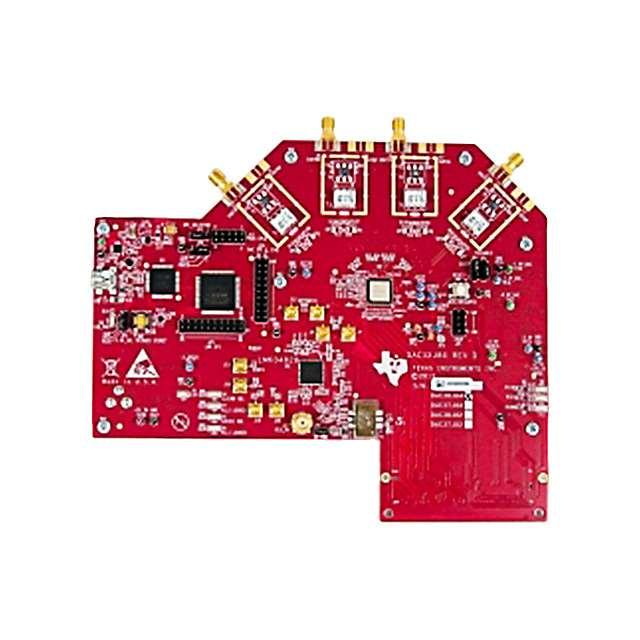 EVAL BOARD FOR DAC38J84 - Texas Instruments DAC38J84EVM